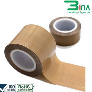 Băng dính vải chịu nhiệt teflon PTFE