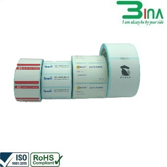 In decal cuộn giấy