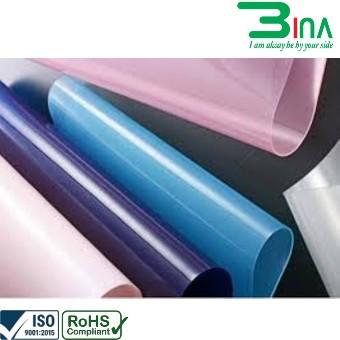 Màng nhựa PVC màu